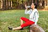 DRIKKE NOK ETTER TRENING: Husker du å drikke nok før, under og etter treningsøkten? Det er viktig hvis du ønsker at kroppen din skal yte maksimalt.  Foto: djile - Fotolia