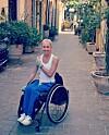 SYK AV SJENT VIRUS: Marthe (25) ble alvorlig syk da hun kom hjem fra Kenya.  Foto: Privat